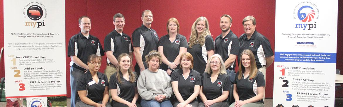 MyPI Nebraska Instructors and National Team